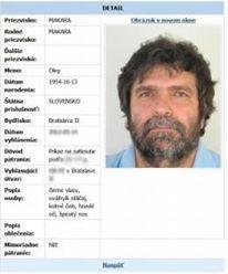 Wanted Makara Oleg