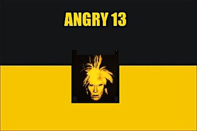 Angry 13